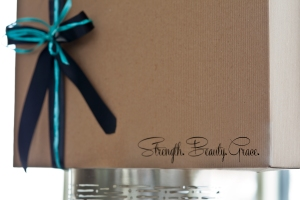 Your wrapped, framed print...packaged with love and gratitude!